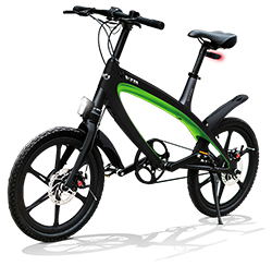 E-SPIRIT GREEN
